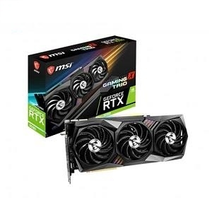 微星 MSI GeForce RTX 3090 24G GAMING X TRIO PCI-E 顯示卡