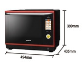 《Panasonic 國際牌》32公升 蒸氣烘燒烤微波爐