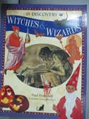 【書寶二手書T1/兒童文學_YJA】Witches and Wizards