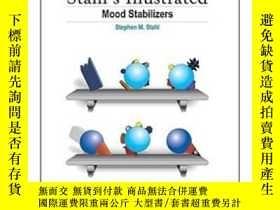 二手書博民逛書店Stahl s罕見Illustrated Mood StabilizersY428012 Stephen M.