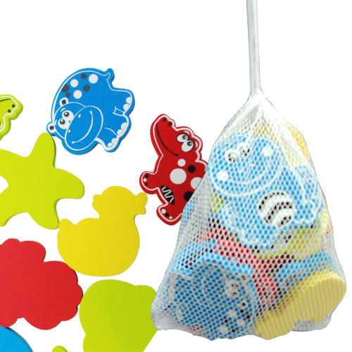 *babygo*Playgro 動物朋友洗澡玩具貼PG0184956