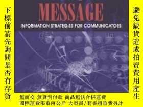 二手書博民逛書店Behind罕見The Message: Information Strategies For Communica