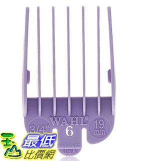 [美國直購] WAHL Color-Coded Attachment Comb, #6 理髮器週邊工具