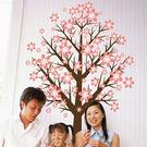 韓國牆貼窗帖 浪漫滿屋 可愛創意壁貼 -kor0038