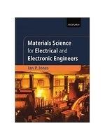 二手書博民逛書店 《Materials science for electrical and electronic engineers》 R2Y ISBN:0198562942│Jones