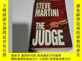 二手書博民逛書店THE罕見JUDGE(英文)Y212829