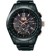 【人文行旅】SEIKO | 精工錶 SSE141J1 ASTRON 低調奢華 GPS衛星定位 藍寶石水晶鏡面 鈦金屬錶