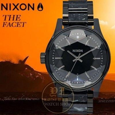 【南紡購物中心】NIXON實體店The FACET閃耀光芒潮流腕錶/A384-2185