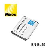 郵寄免運費$169 3C LiFe NIKON 尼康 EN-EL19 電池 ENEL19 鋰電池 W100 S33 S7000 S6900 A100 適用
