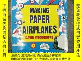 二手書博民逛書店Making罕見Paper Airplanes: Fold Yo