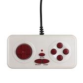FC/NES復古任天堂游戲手柄 魂斗羅瑪麗俄羅斯方塊 經典懷舊