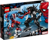 樂高LEGO SUPER HEROS 蜘蛛人機甲 vs. 猛毒機甲 76115 TOYeGO 玩具e哥