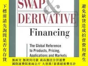 二手書博民逛書店Swap罕見And Derivative FinancingY256260 Satyajit Das Mcgr
