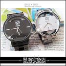 惡南宅急店【0100F】日韓系春夏潮流『條紋簍空金屬錶款』可當情侶對錶。單款區
