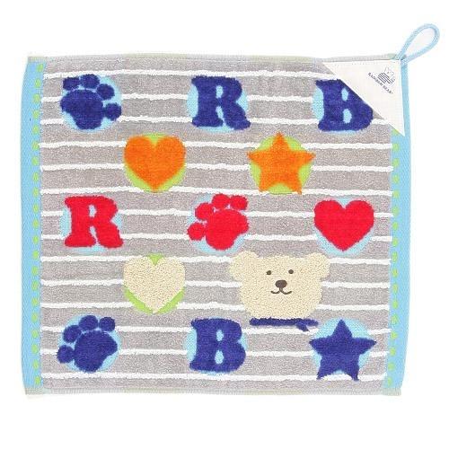 彩虹熊 擦手巾/825-625
