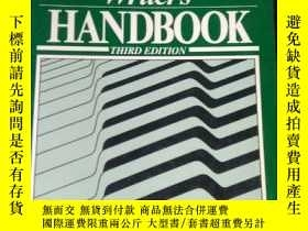 二手書博民逛書店The罕見Business Writer s HandbookY10980 The Business Writ