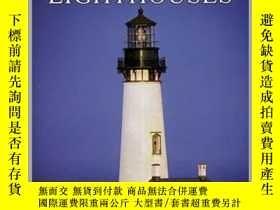 二手書博民逛書店Oregon罕見Lighthouses (Umbrella Guides)-俄勒岡州燈塔(傘形指南)Y4434