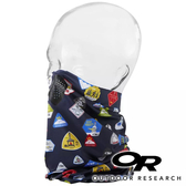 【OR 美國】Exhale 抗紫外線透氣頭巾UPF 50+『1674 徽章』271537 登山|旅遊|戶外|圍脖|多功能