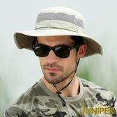 防曬帽子-抗紫外線UV超大尺寸遮陽高頂漁夫帽JL7231 JUNIPER