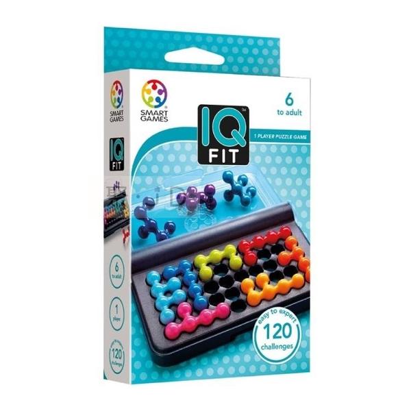 【比利時 Smart Games】益智桌遊 - 00933 3D IQ大挑戰 ACT05844