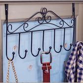 門後掛鉤免釘門上掛衣架毛巾架門壁掛衣服架 祕密盒子