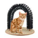 貓抓板 拱型 寵物蹭毛器 【創意巴巴】 喵星人 寵物 貓狗 清潔