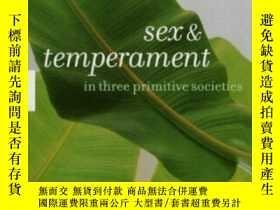 二手書博民逛書店Sex罕見And TemperamentY364153 Margaret Mead Harper Perenn