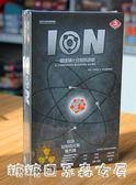 桌遊-桌游 ION 含擴一個建構化合物的游戲2至7人娛樂聚會游戲卡牌  糖糖日系