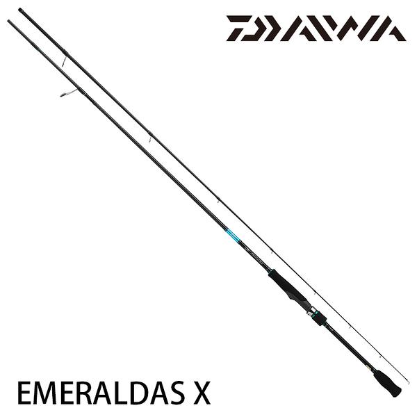 漁拓釣具 DAIWA EMERALDAS X 86M [軟絲竿]