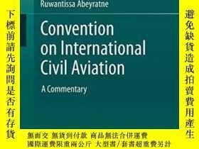 二手書博民逛書店Convention罕見On International Civ