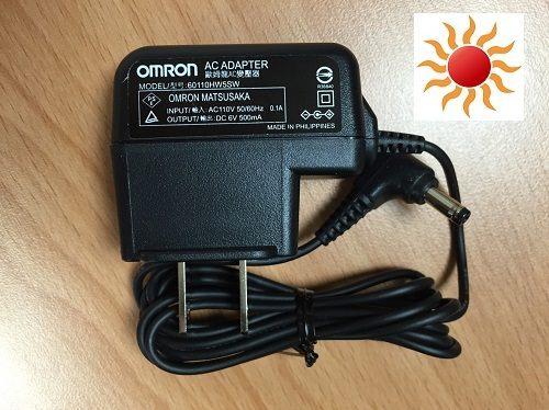 歐姆龍血壓計專用電源供應器AC配接器,適用歐姆龍全部機型(專業機型除外)