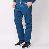 FIVE UP-休閒簡約風衣長褲-男藍綠