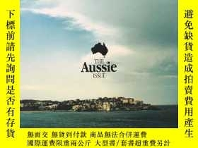 "二手書博民逛書店EMPTY雜誌,issue罕見13,2008,""The Aussie Issue""Y345406"