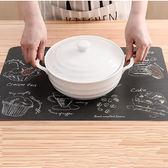廚房用品 歐風防水印花餐墊 餐廳咖啡廳 用餐 拍照【KPP017】收納女王