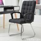 電腦椅利邁電腦椅家用電腦椅職員椅會議椅學生宿舍座椅現代簡約靠背椅子 LX 智慧e家 新品