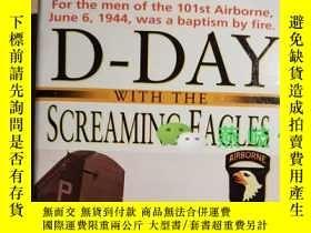 二手書博民逛書店D-Day罕見with the Screaming Eagles