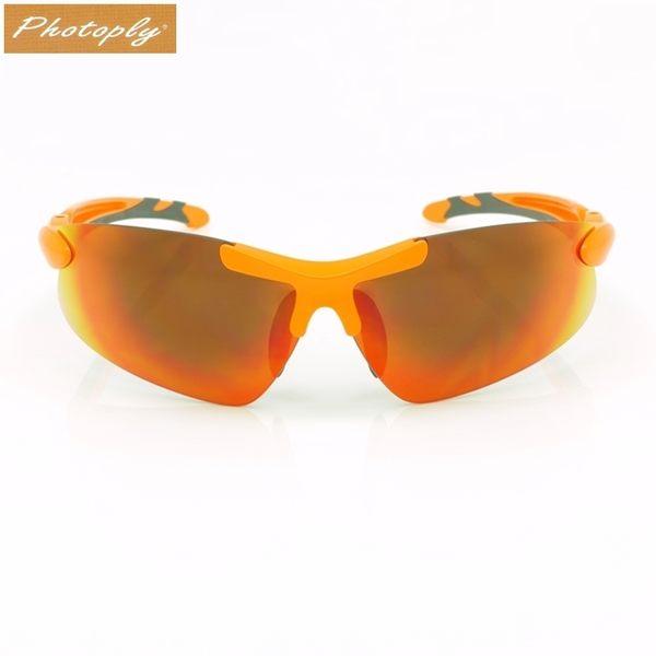 又敗家Photoply抗紅外線太陽眼鏡037吸100%紫外光93%藍光防紅外光眼鏡運動眼鏡單車自行車重機車墨鏡