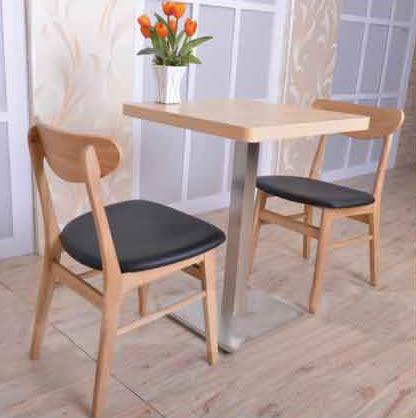 【南洋風休閒傢俱】巴哈椅+2X2桌-餐廳用椅 民宿用椅 居家用椅 造型椅 時尚椅(520-8)