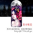 [10 evo 軟殼] HTC 10evo M10F 手機殼 保護套 外殼 美女般若惡鬼