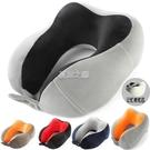 u型枕記憶棉可拆洗護頸枕成人學生開車飛機U形枕頭保護頸椎靠枕
