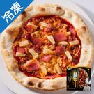 金品夏威夷重乳酪8吋比薩240g【愛買冷凍】