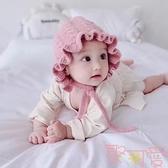 兒童帽子秋冬季嬰幼兒毛線帽女童針織帽【聚可愛】