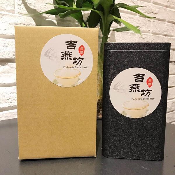 吉燕坊極品大燕條中秋禮盒 160g