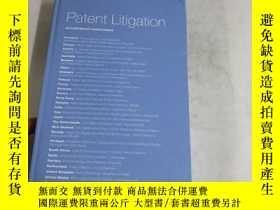 二手書博民逛書店patent罕見Litigation(精裝)16開 2006年Y