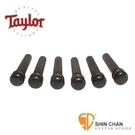 【缺貨】Taylor 黑檀木民謠吉他弦釘 音色升級 型號: 80100【Taylor吉他原廠/Bridge Pins】Taylor