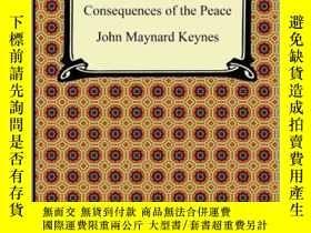 二手書博民逛書店[英文]《凡爾塞和約的經濟後果》[凱恩斯名著]The罕見Economic Consequences of the