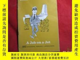 二手書博民逛書店A罕見Job on a JetY20951 M.W.Sullia
