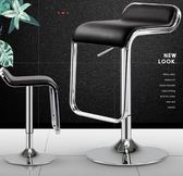 吧台椅升降家用吧凳高凳子酒吧椅子旋轉高腳凳現代簡約吧椅YYP  蜜拉貝爾
