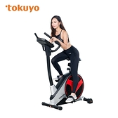 tokuyo 黑騎士 電動立式車 家用高階健身車TB-360