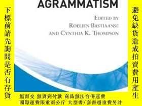 二手書博民逛書店Perspectives罕見On AgrammatismY255